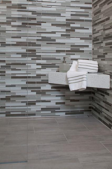 Menlo Park contemporary-bathroom