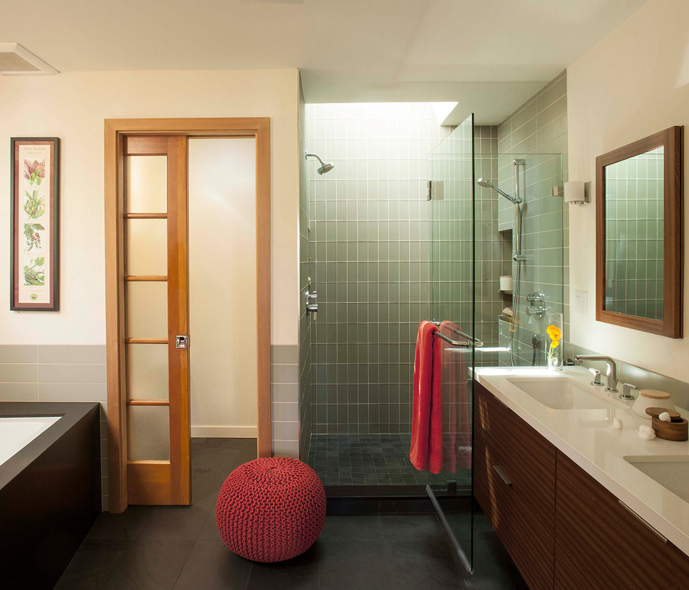 Major Types of Bathroom And Kitchen Tiles One can Find in the Market