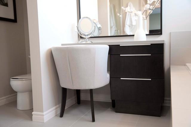 MENZIE Residence Transitional Bathroom Ottawa By