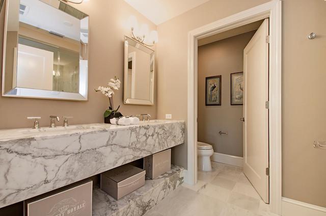 Mercato Contemporary Bathroom Miami By Clive
