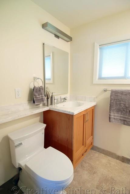 Mercer Island Bathroom Traditional Bathroom Seattle