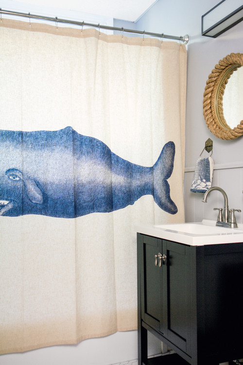 beach-style-bathroom 10 Unusual (and Easy) Ways to Upgrade Your Home Decor
