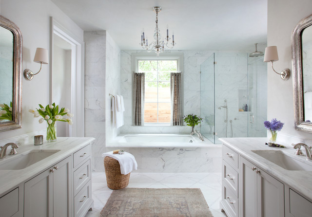 Captivating Meredith Traditional Bathroom