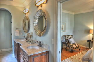Meridian Homearama Home 2011 Bathroom Louisville By Meridian Construction Llc