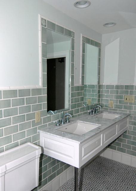 Meridian Kessler Kitchen U0026 Bathroom Remodel Traditional Bathroom