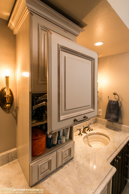 Merriman Bathroom Traditional Bathroom Orlando By Zelmar Kitchen Designs More Llc