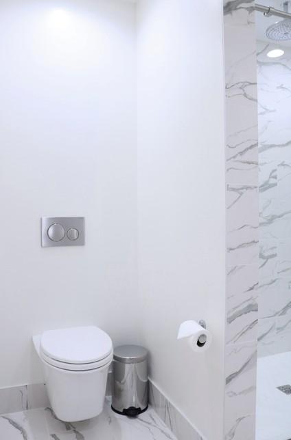 Metropolitan Marvel - Transitional - Bathroom - Chicago - by ...