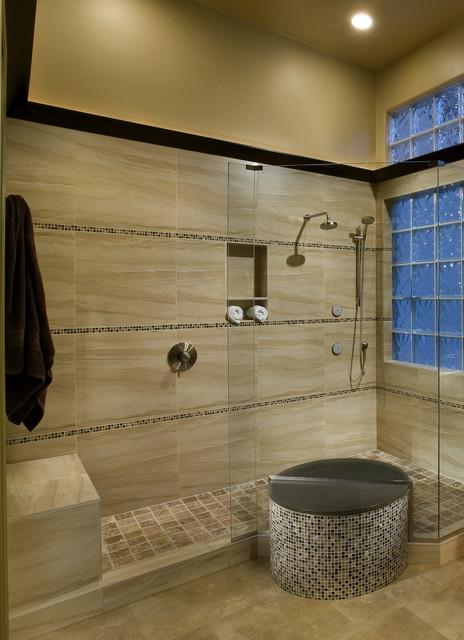 Mi Master Bathroom Remodel Modern Bathroom Phoenix By
