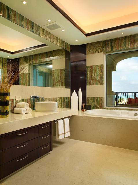 Miami Beach - by PepeCalderinDesign - Interior designers Miami - Modern modern-bathroom
