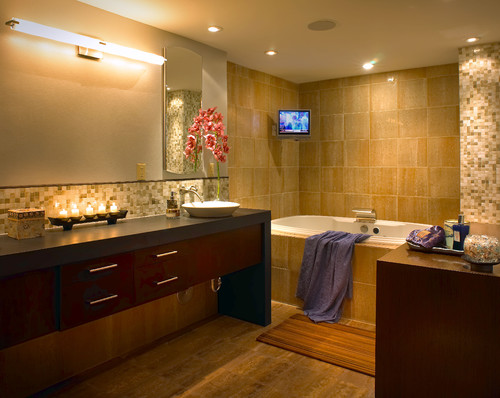 BUTLERS RESIDENCE contemporary bathroom
