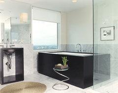 Miami Beach contemporary-bathroom