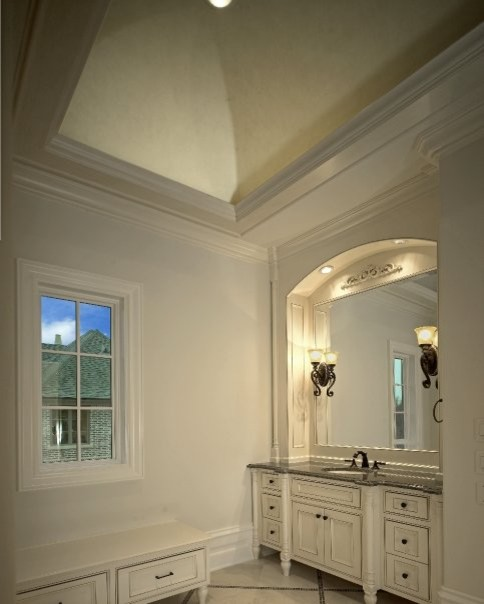 ... Bathroom - dallas - by Michael Molthan Luxury Homes Interior Design