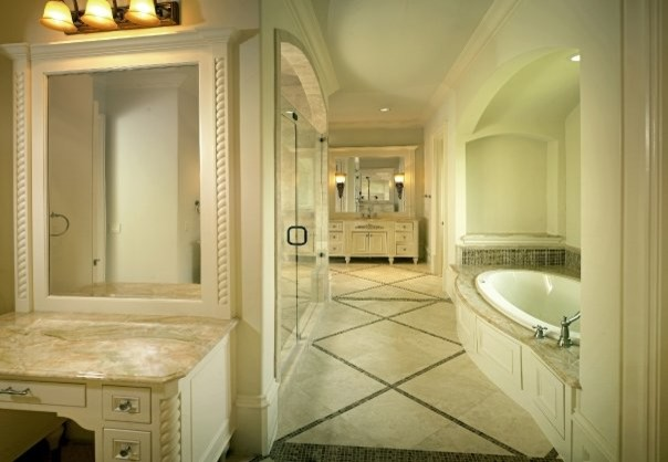 Molthan luxury homes interior design group traditional bathroom