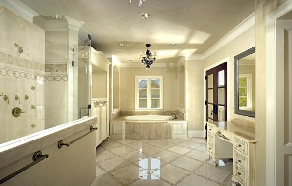 Interesting Luxury Homes Interior Bathrooms Modern Bathroom Design