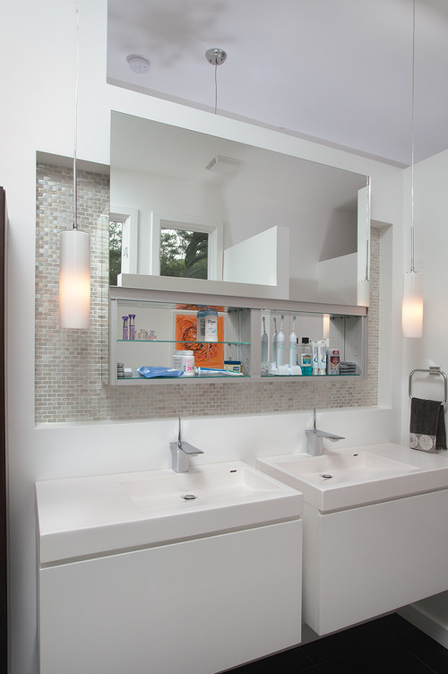 10 Design Moves From Tricked Out Bathrooms