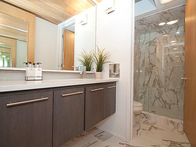 mid century modern renovation midcentury bathroom - Mid Century Modern Bathroom Remodel