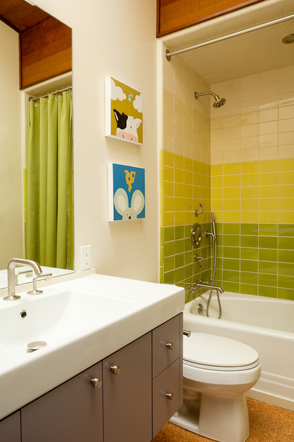 Kids Bath modern bathroom