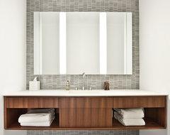 Mid-North Residence industrial-bathroom