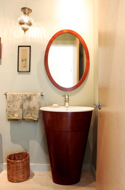 MidCity, New Orleans contemporary-bathroom