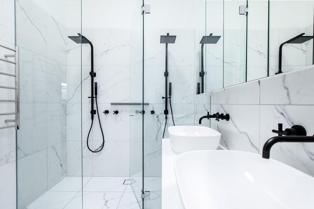 Middle Park Bathroom contemporary-bathroom