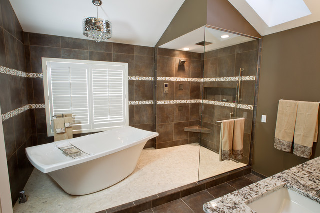 Middleton Master Bathroom Remodel transitional-bathroom