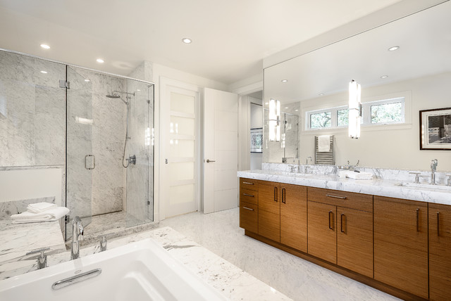 Midland monor contemporary bathroom vancouver by for Bathroom decor and tiles midland