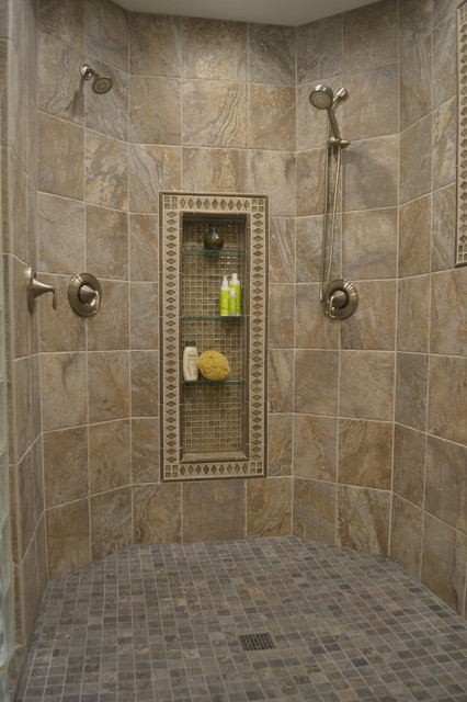 Midland transitional bathroom transitional bathroom for Bathroom decor and tiles midland