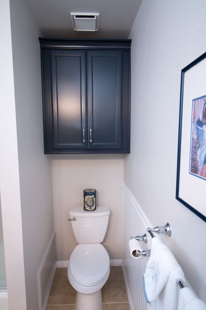 Midnight Granite Traditional Bathroom Other By Blue River Cabinetry