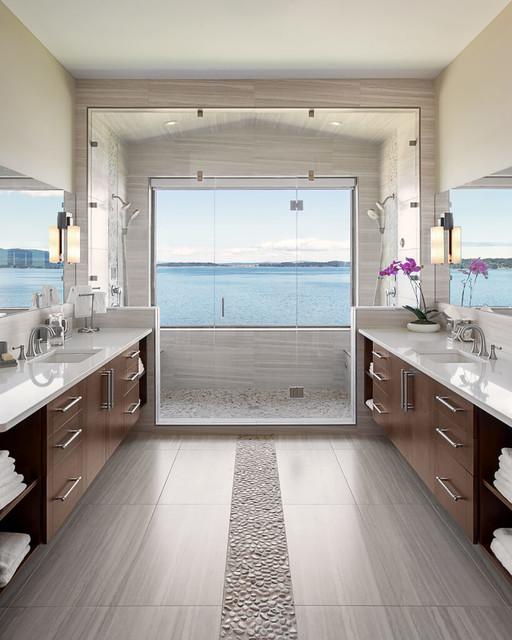 Mill Bay Oceanviews contemporary-bathroom