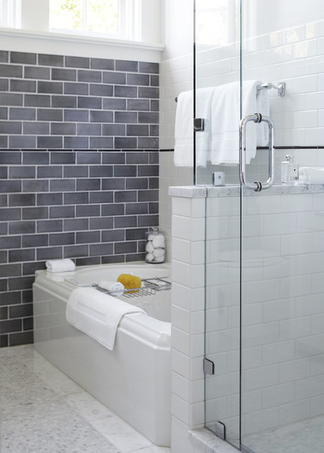 Mill Valley CA Transitional Bathroom San Francisco By - 6x8 bathroom tiles