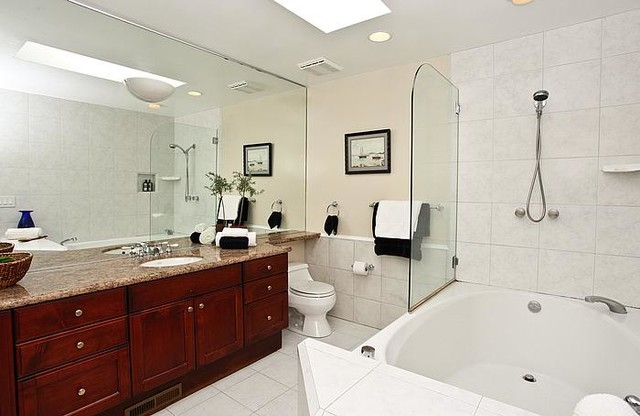 Mill Valley traditional-bathroom