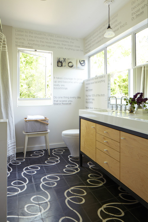 Bathroom Makeover Quotes 15 refreshing ideas for a bathroom makeover | huffpost