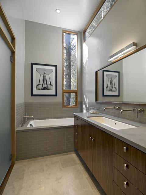 Mill Valley House Modern Bathroom San Francisco By Yamamar Design