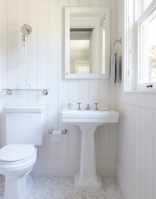 Mill Valley Residence Traditional Bathroom