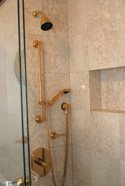Mill Valley Residence traditional-bathroom