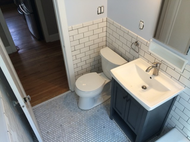 Minneapolis Bath Remodel And Kids Room Transitional