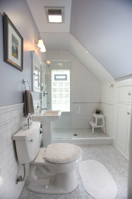 Minneapolis Victorian Bathroom Remodel Traditional Bathroom Minneapolis By Castle