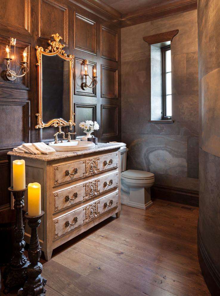 Minnesota River Estate - Traditional - Bathroom ...