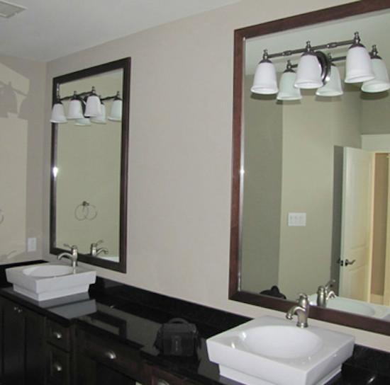 28 unique bathroom mirrors houston