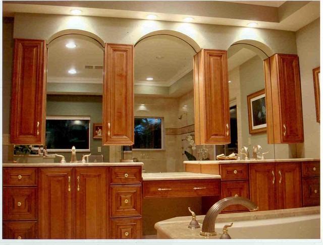 Lastest Mirrors From Green Street Mosaics  Contemporary  Bathroom  Tampa