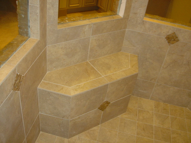 Misc tile jobs - Traditional - Bathroom - Charlotte - by ...