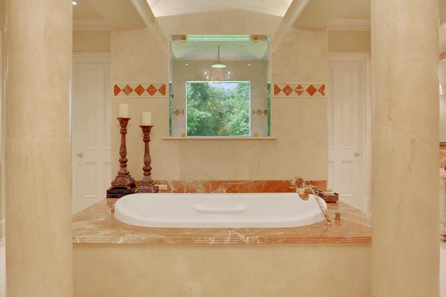 Mission Hills Remodel/ Addition 2012 traditional-bathroom