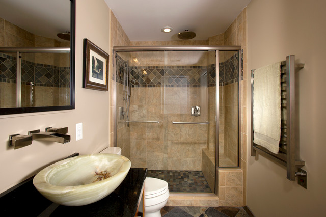 Craftsman Style Master Bathroom : Mission style master bath craftsman bathroom dc