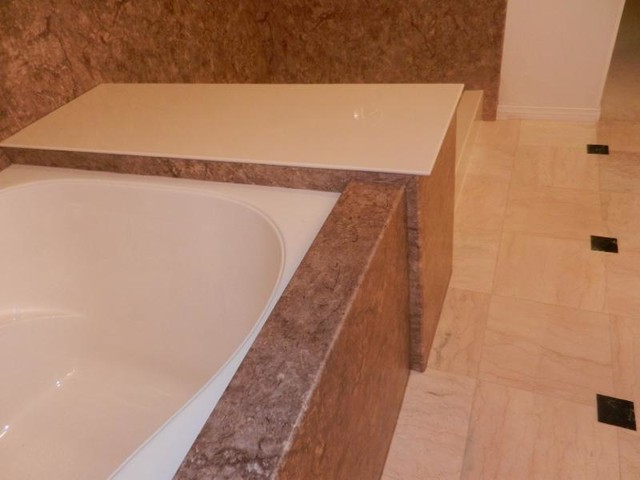 Miyamoto Bath Solutions Project - Traditional - Bathroom - orange county - by Reborn Cabinets Inc.