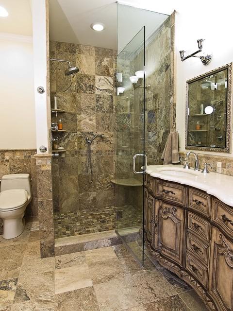 Mocha Onyx Bathroom