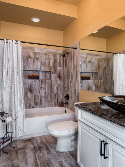 Model Home Bathroom Three