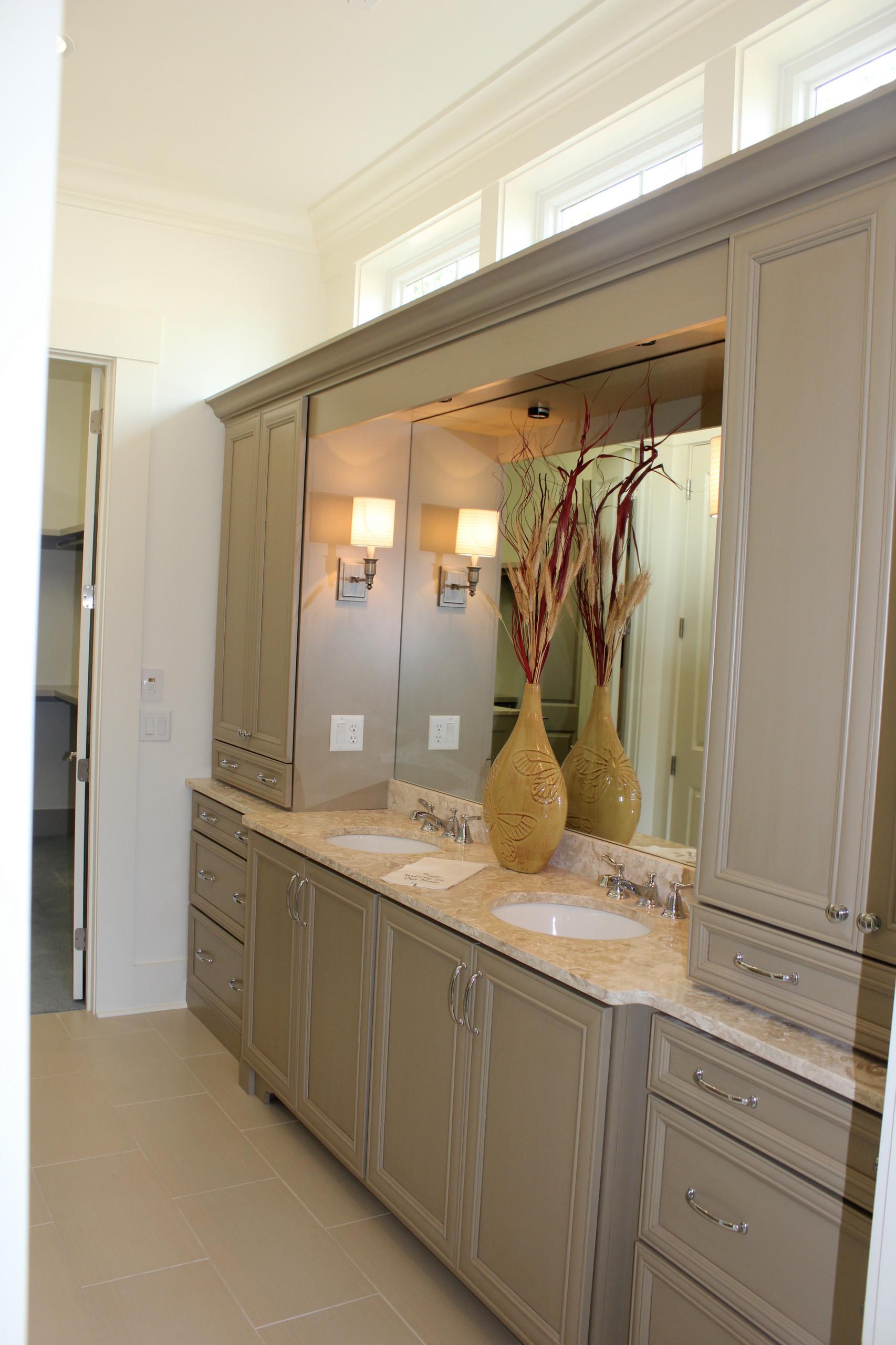 Model Home Master Bath