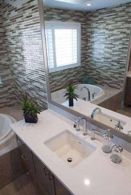 Model Homes Bathrooms - Contemporary - Bathroom - other ... on Model Bathroom  id=65106