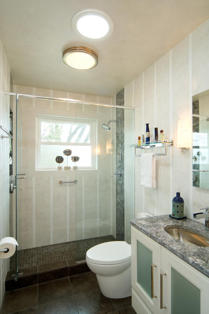 Modern 5x8 39 bathroom modern bathroom milwaukee by for Bathroom remodel 63367