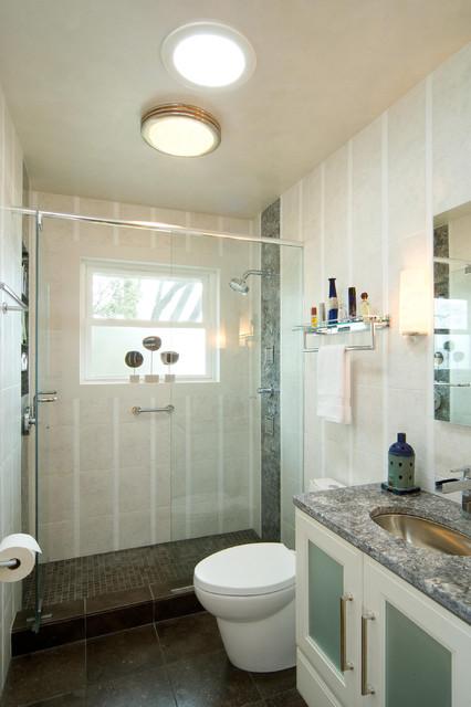 Modern 5x8 Bathroom Modern Bathroom Milwaukee By Blue Hot Design Llc